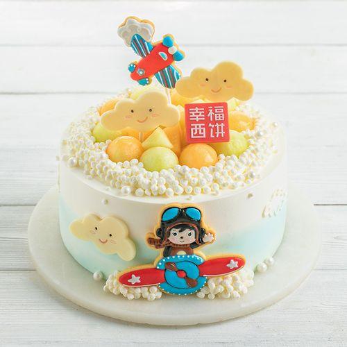 童梦飞行-儿童蛋糕【武穴】
