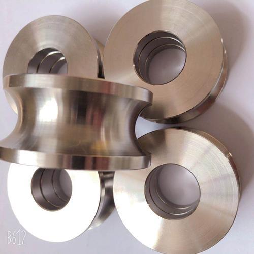 不锈钢导轨轴承轨道轮h型u型v型/钢丝绳起重轮平移门定滑轮导向轮