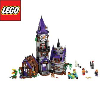 lego 乐高 scoopy-doo 史酷比 mystery mansion 75904