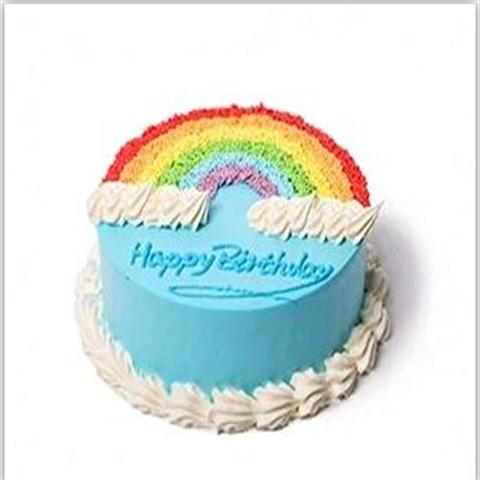 【佳香饼屋】彩虹蛋糕