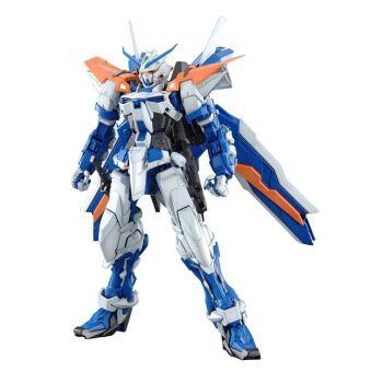 万代(bandai)高达模型 mg  1/100 敢达模型拼装玩具 mg 蓝色异端2l改