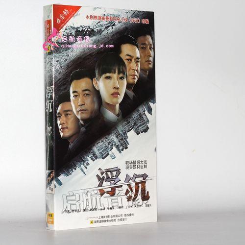 电视剧 职场情感大戏:浮沉(6dvd)