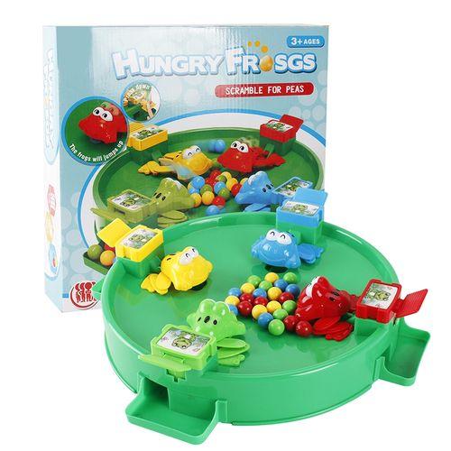 趣味同吃抖岁儿童音互动大号游戏豆款桌面-5-46玩具3