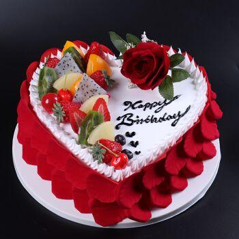ins抖音同款蛋糕模型仿真2020新款网红欧式水果生日假