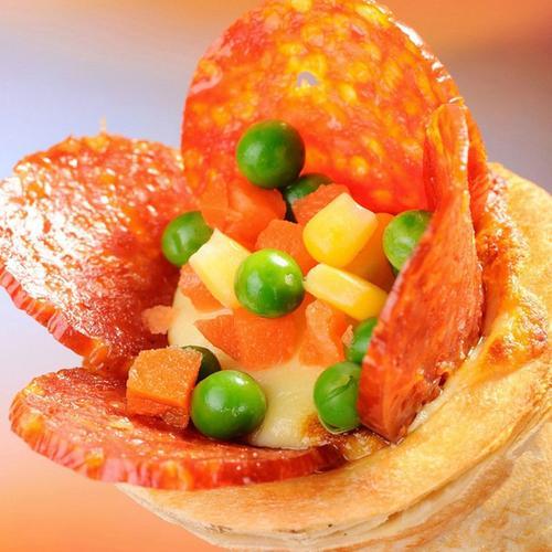 【食尚】雨润贝贝罗尼意式萨拉米肠 雨润沙拉米肠 西餐披萨香肠