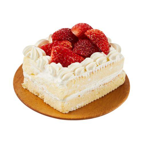 新鲜草莓蛋糕 180g/盒