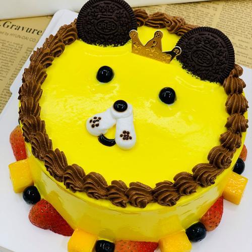 【狮子王】-生日蛋糕/儿童生日蛋糕
