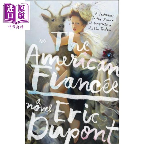 the american fiancée 英文原版 埃里克·杜邦:美国未婚妻【中商原版