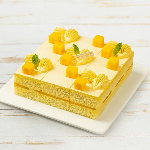 【新品尝鲜买一送二,冰语琥珀】买即送雪顶榴心+切件蛋糕8选5(沈阳)
