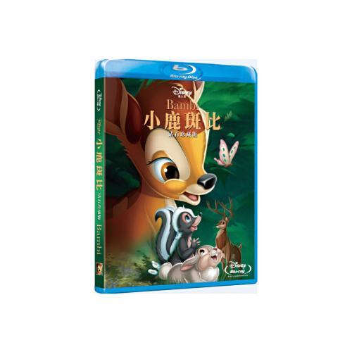 正版卡通动漫 动画片小鹿斑比(蓝光碟 bd)  bambi