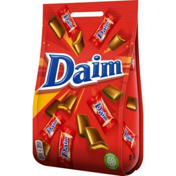 现货瑞典进口daim巧克力系列糖果代姆脆心焦糖扁桃仁结婚喜糖 daim