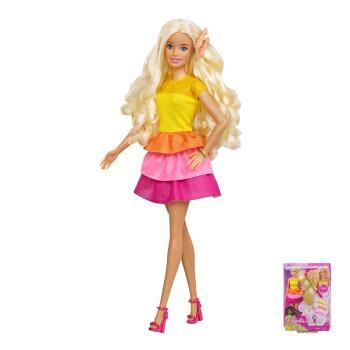 芭比(barbie)儿童玩具女孩过家家玩具娃娃玩具小公主