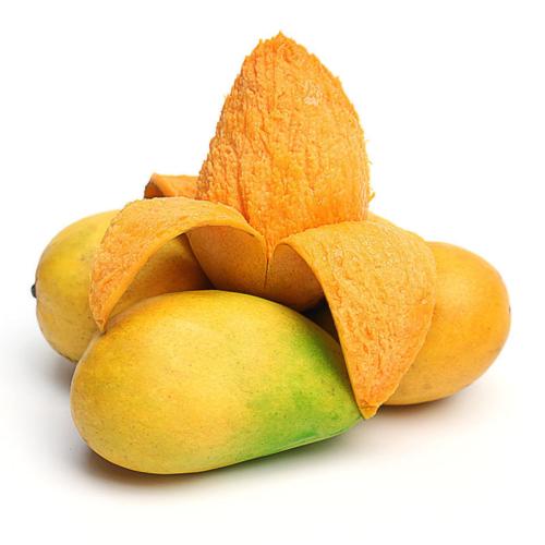 小台芒新鲜水果包邮当季大台农芒果爆甜整箱热带水果批发超薄核【4月7