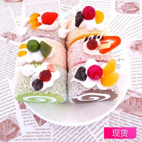 网红同款中西豪华套餐迷你玩具点心甜点蛋糕食物装饰