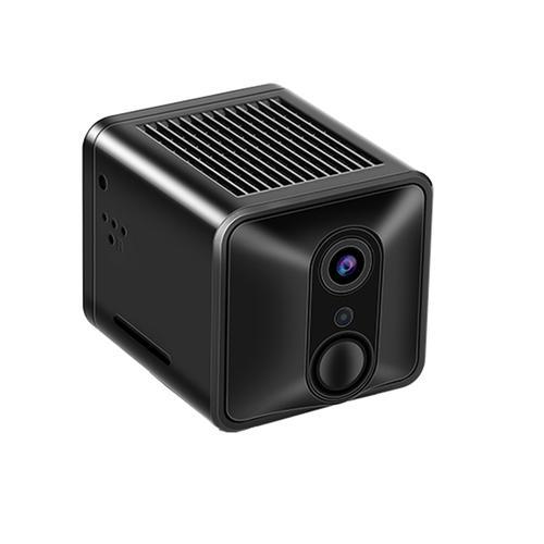 柯迪仕(kedishi)智能监控摄像头夜视迷你手机wifi隐形安防隐藏摄像头