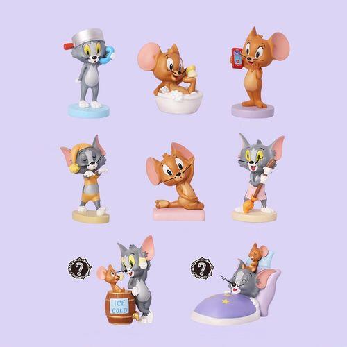 猫和老鼠老鼠爱上猫盲盒玩具礼物手办潮玩enesco玩女孩男孩全套盲袋