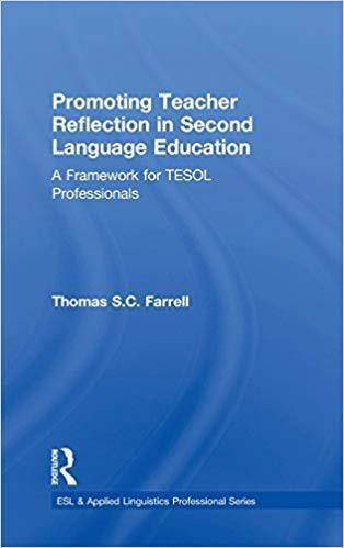 【预售】promoting teacher reflection in second language
