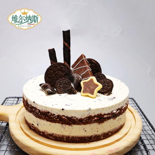 超好吃-奥利奥利慕斯蛋糕6英寸