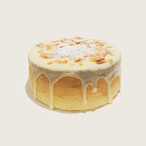 海盐爆浆蛋糕  baysalt cheese cake