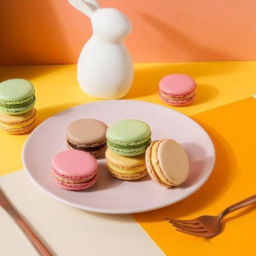 马卡龙甜点法式星空马卡龙礼盒高颜值网红零食蛋糕甜品儿童节礼物