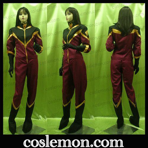 coslemon奔向地球 托尼 tony·asuka cos服全套cosplay男女服装