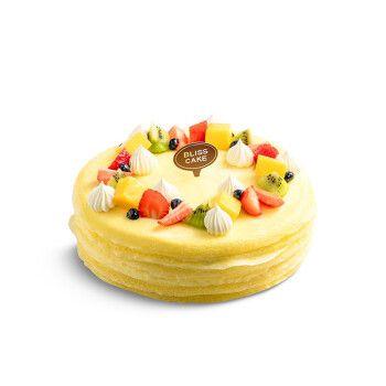 【李佳琦推荐】幸福西饼生日蛋糕芒果千层蛋糕水果慕斯网红蛋糕全国