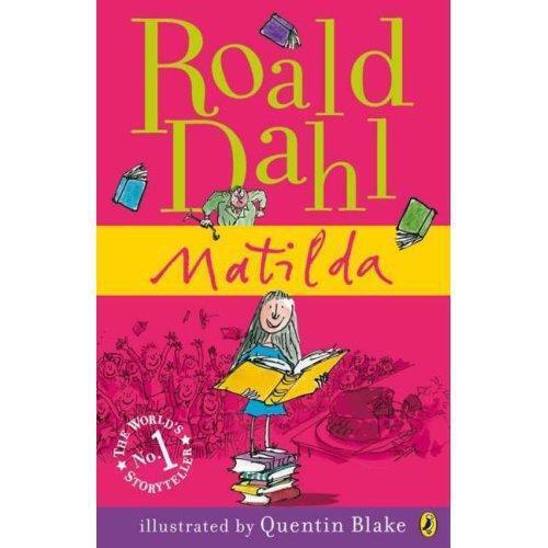 matilda玛蒂尔达(罗尔德达尔小说) 9780141322667罗尔德·达尔(roald