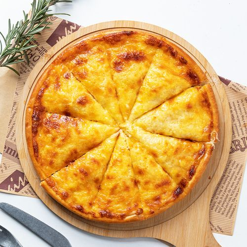 榴莲披萨成品 加热即食家用早餐半成品芝士披萨7/9寸