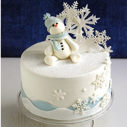diy硅胶巧克力模具 雪花款翻糖蛋糕模蛋糕装饰 巧克力