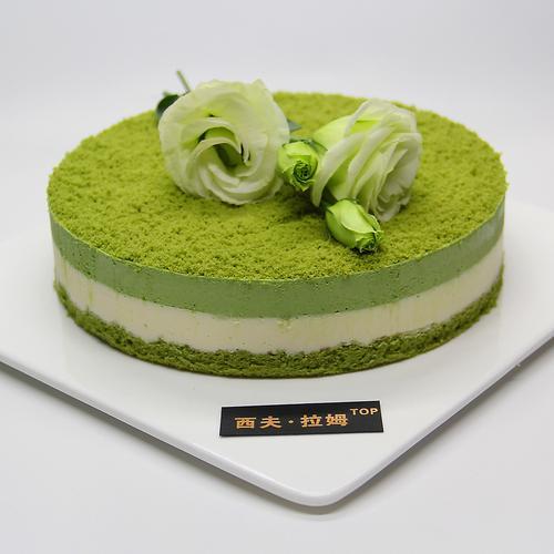 绿野仙踪抹茶蛋糕(需提前一天预订)