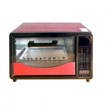 新款家用电烤箱智能多功能12升小功率宿舍蛋糕披萨烤翅小型迷你电蒸箱