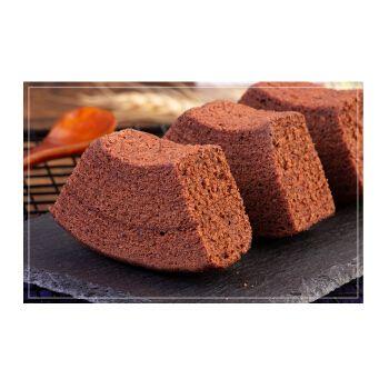 丸锦北海道牛乳抹茶厚切年轮蛋糕丸金奶酪糕点心早餐茶点 巧克力味
