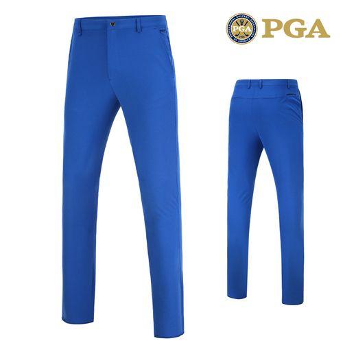 球裤裤子tee高尔夫男士长裤春夏运动高弹面料速干可插球