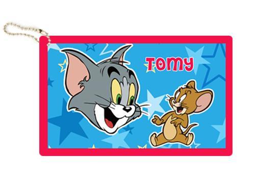 生日派对礼物个性名字行李牌猫和老鼠tom&jerry