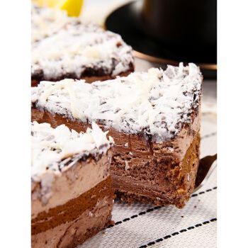 约翰丹尼冷冻蛋糕提拉米苏红丝绒网红甜点西式慕斯 提