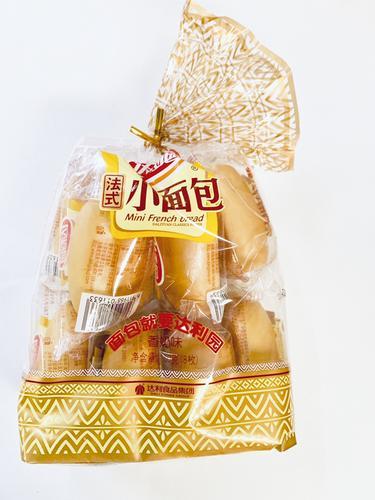 160克达利法式小面包(1*18包)