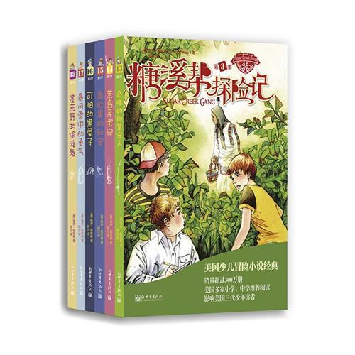 糖溪帮探险记(第三季13-18册)