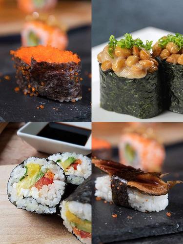 初学者做寿司工具套装全套家用 海苔醋紫菜包饭套餐寿司材料食材