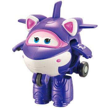 奥迪双钻超级飞侠玩具第9季迷你变形机器人男女孩儿童