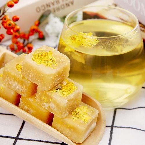 菊花茶小袋金丝皇菊清热解暑花草茶盒装小包蜂蜜菊花