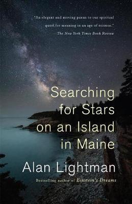 【预订】searching for stars on an island in maine