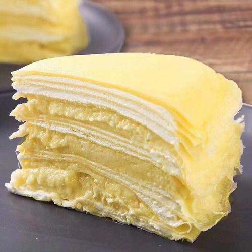 榴莲千层蛋糕6寸